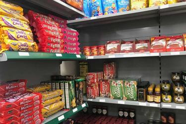 London Irish Centre opens shop selling crisps, curry sauce and Barry's Tea