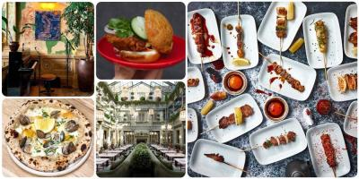 The new restaurants to look forward to in 2021 - at some point...
