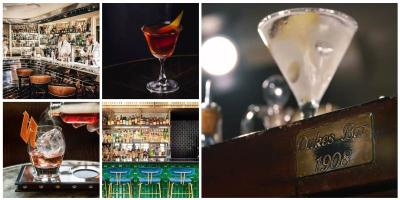 The best hotel bars in London right now
