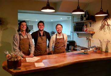 Harlequin comes to Wandsworth with an ex Ledbury and Harwood Arms chef