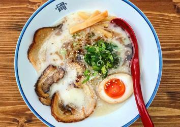 Tonkotsu's latest ramen restaurant is in Shoreditch