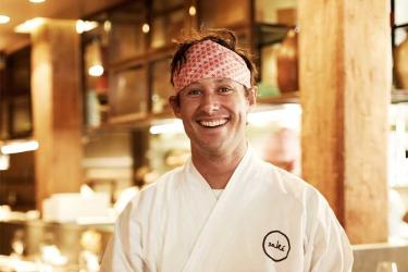 Shaun Presland, top Aussie sushi chef is opening Pacific in London's Soho