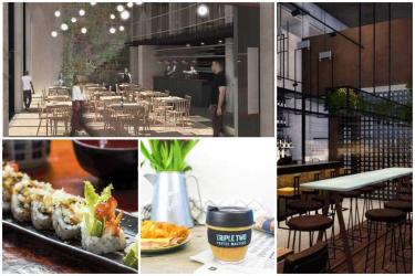 Your guide to the restaurants and cafes opening up at Royal Wharf London