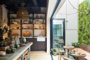 The Good Plot deli and restaurant on Westbourne Grove is Mandy Lieu's Notting Hill ethical project