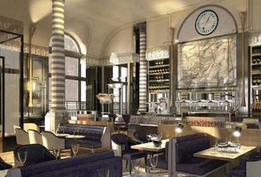 Top Roman chef to open seafood restaurant in London
