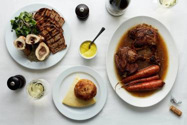 St John launch an at-home meal kit - get a Fergus Henderson meal delivered
