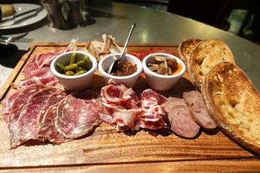 Test Driving Tratra at Boundary - French feasting in Shoreditch