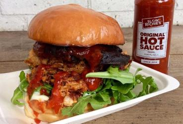 Slow Richie's open a permanent burger joint on Peckham Rye
