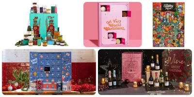 The best food and drink Advent calendars for Christmas 2020