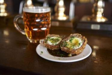 The Cornwall Project wins the 2014 Scotch Egg Challenge