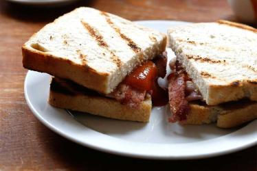 St John brings back its bacon sandwich