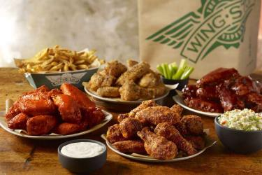 US chicken wing chain Wingstop choose Shaftesbury Avenue for their UK flagship restaurant