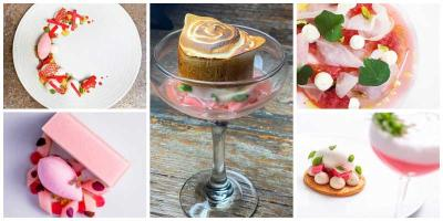 Give me five... new rhubarb dishes
