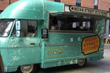 Try Britain's best street food at the British Street Food Awards finals at Hawker House
