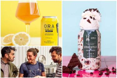 ORA Brewing are opening their Tottenham taproom for Saturday beer and food