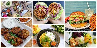 The best vegan and vegetarian food for delivery in London
