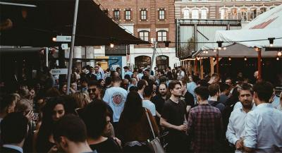 Action Against Hunger Launches Streatfest festival with a starry line-up