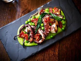 Soho's Ember Yard restaurant gets a big refurb and a new menu