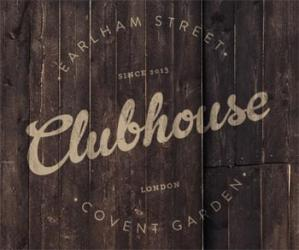 American preppy style pizza joint Earlham Street Clubhouse opening in Covent Garden