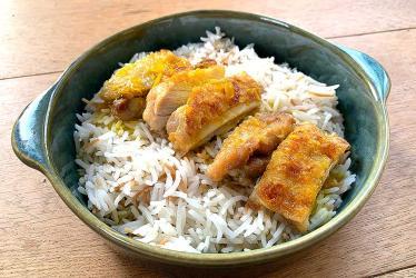 Test Driving Kubba takeaway by JUMA - Iraqi food and DIY knafa to your door