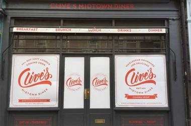 Clive's Midtown Diner brings American classics to Bloomsbury
