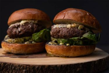 The Burger Incident is a luxe DIY burger meal kit from SOLA and more
