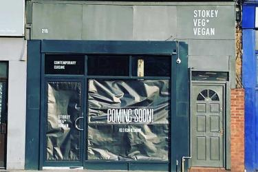 Stokey Veg Vegan will be Stoke Newington's new veggie-focused restaurant