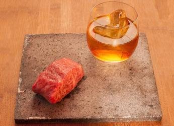 Kobe beef cocktails come to Sushisamba as part of their culinary cocktails