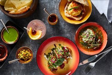 Kutir's Rohit Ghai opens KoolCha restaurant at Boxpark Wembley