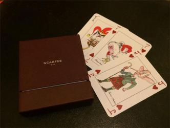 Stuff We Liked - Scarfe cards, Irish fish and chocolate, salted caramel doughnuts and more...