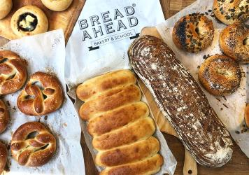 Baking the NYC way - we Test Drive Bread Ahead's New York baking class