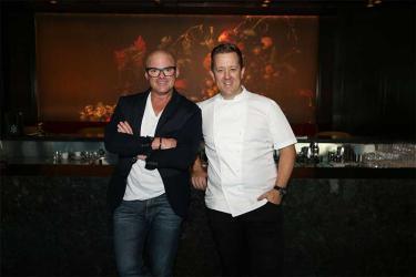 Heston Blumenthal is opening his third Dinner restaurant in Dubai