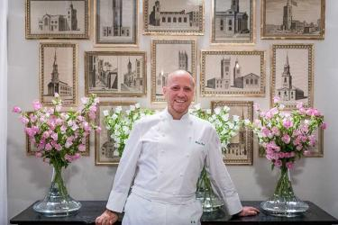 Beck at Brown's will be Michelin-starred chef Heinz Beck's casual Italian restaurant at Brown's Hotel in Mayfair