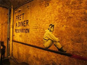 Pret a Diner launches dinner at The Minotaur in the Old Vic tunnels
