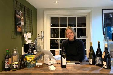 Bottle in Highgate Village is a wine shop worth seeking out