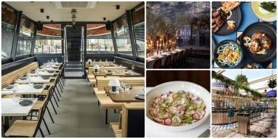 New London restaurants opening in May