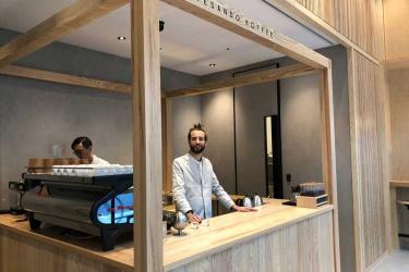 Super hip Japanese coffee brand Omotesando Koffee is opening in London's Rathbone Square development