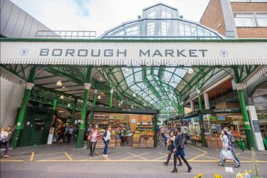 The Borough Market Kitchen is a new dining space coming to the Market