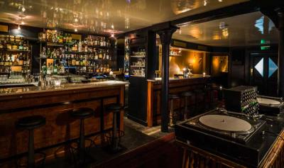 Test Driving Joyeux Bordel, The Experimental Cocktail Club's French bar in Shoreditch