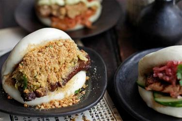 Master Bao is bringing vegan baos and more to shoppers at Westfield London