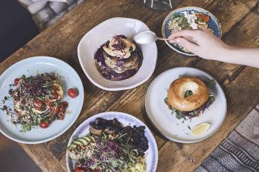 We Are Vegan Everything vegan cafe opens in Hackney