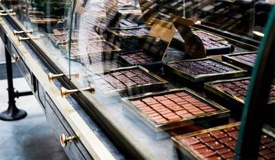 Le Chocolat Alain Ducasse is coming to Kings Cross Coal Drops Yard