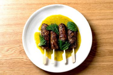 INO is a new Soho Greek grill restaurant from OPSO
