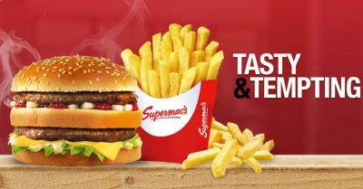 Ireland's popular takeaway chain Supermac's is coming to London