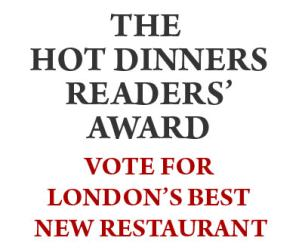 What's your favourite new London restaurant of 2013?