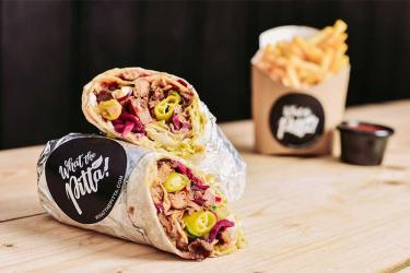 What The Pitta's first permanent vegan kebab restaurant will be in Camden