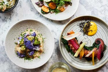 HAYA in Notting Hill will serve up food inspired by Tel Aviv