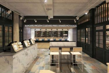 Shake Shack Covent Garden is relaunching with a new look and dishes