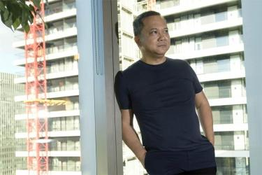 Alan Yau is back with Chyna and Yau Grilling in Canary Wharf's Wardian London