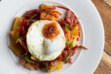 Dan Doherty's pub The Royal Oak is about to start serving Saturday brunch and Sunday roasts